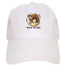 Yr of Tiger Baseball Cap