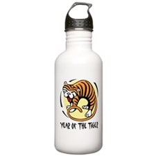Yr of Tiger Water Bottle