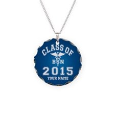 Class Of 2015 BSN Necklace