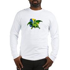 Chem_Dragon_83214614_std Long Sleeve T-Shirt