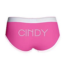 Cindy Gem Design Women's Boy Brief