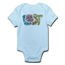 Cute Lost juliet Infant Bodysuit