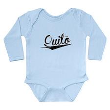 Quito, Retro, Body Suit