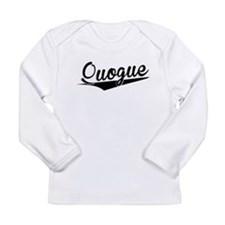 Quogue, Retro, Long Sleeve T-Shirt