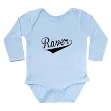 Raver, Retro, Body Suit