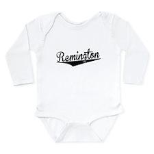 Remington, Retro, Body Suit
