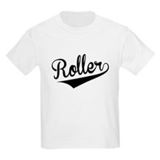 Roller, Retro, T-Shirt