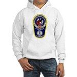 Chihuahua Police Hooded Sweatshirt