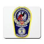 Chihuahua Police Mousepad