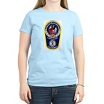 Chihuahua Police Women's Light T-Shirt
