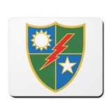 75th Ranger Crest Mousepad