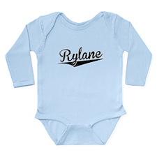 Rylane, Retro, Body Suit
