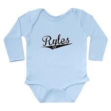Ryles, Retro, Body Suit