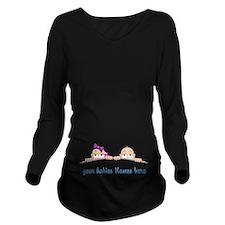 Peek a Boo I See You Baby Boo Twins BG Editable te