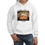 Grilled Ribs Hooded Sweatshirt
