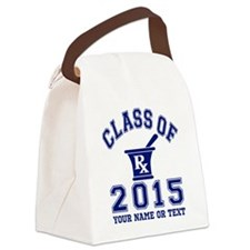 Class Of 2015 Pharmacy Canvas Lunch Bag