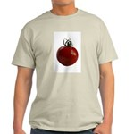 Cherry Tomato Ash Grey T-Shirt
