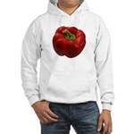 Red Pepper Hooded Sweatshirt