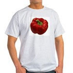Red Pepper Ash Grey T-Shirt