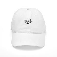 Sheilds, Retro, Baseball Baseball Cap