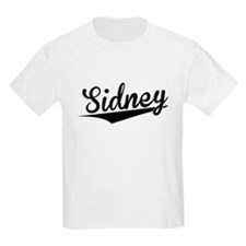 Sidney, Retro, T-Shirt