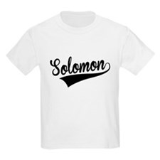 Solomon, Retro, T-Shirt
