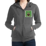 Republic of Rhodesia Women's Zip Hoodie