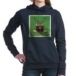 Republic of Rhodesia Women's Hooded Sweatshirt