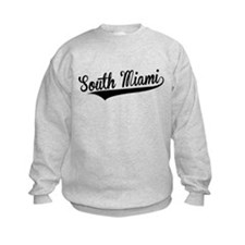 South Miami, Retro, Sweatshirt