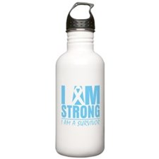 Graves Disease Strong Water Bottle