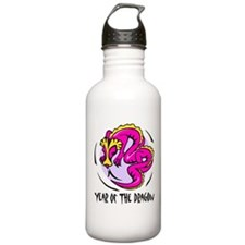 Yr of Dragon b Water Bottle