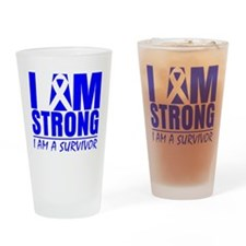 Erb Palsy Strong Drinking Glass
