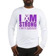 Chiari Malformation Strong Long Sleeve T-Shirt