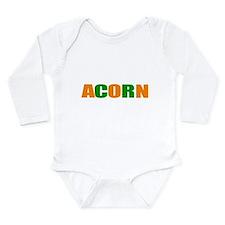 acorn baby (match DADDY OAK) Body Suit
