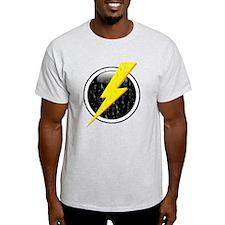 Lightning Bolt Distressed T-Shirt
