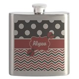Lady bug Flask Bottles