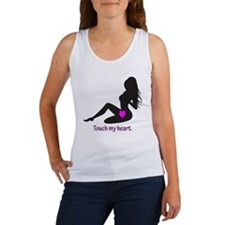 Touch My Heart Tank Top
