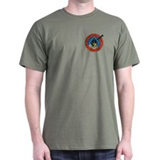 7th Battalion Patch T-Shirt