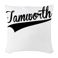 Tamworth, Retro, Woven Throw Pillow