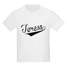 Teresa, Retro, T-Shirt