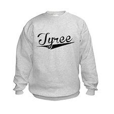 Tyree, Retro, Sweatshirt