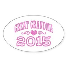 Great Grandma 2015 Decal