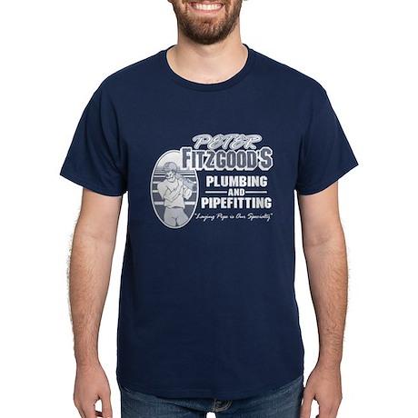 Peter Fitzgood's Plumbing and Dark T-Shirt