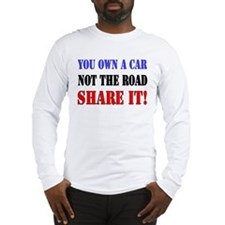 Unique Safety Long Sleeve T-Shirt