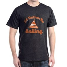 Rather Be Sailing T-Shirt