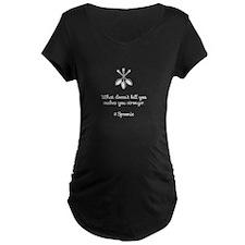 Spoon Theory Maternity T-Shirt