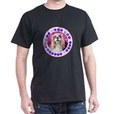 Sit Stay Wag Cavalier Style T-Shirt