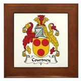 Courtney Framed Tile