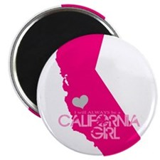 ALWAYS a California Girl Magnets
