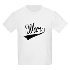 War, Retro, T-Shirt
